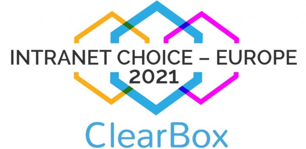 Intranet Choice Europe 2021 Omnia Award